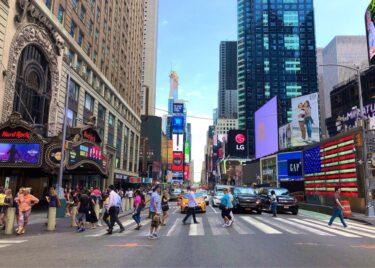 多様な人々が生きる街ニューヨークで感じる日本とNYの伝え方の違い